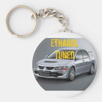 Porte-clés Porte - clé Evo8 accordé par éthanol