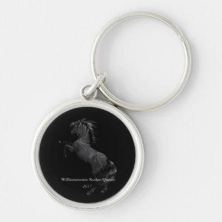 Porte-clés Porte - clé fait sur commande en métal de cheval
