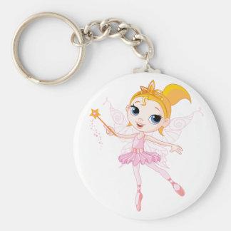 Porte-clés Porte - clé féerique de ballerine