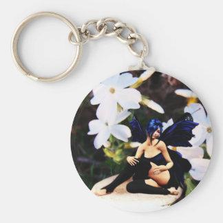 Porte-clés Porte - clé féerique de pensées