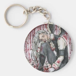 Porte-clés Porte - clé gothique de effacement de souvenirs