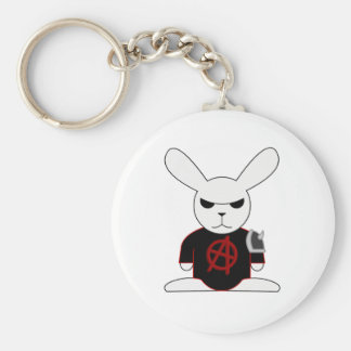 Porte-clés Porte - clé gothique de lapin