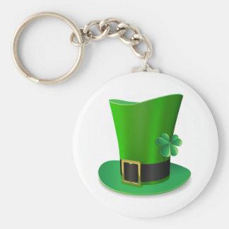 Porte-clés Porte - clé grand de casquette de Jour de la Saint