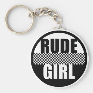 Porte-clés Porte - clé grossier de fille