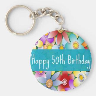 Porte-clés Porte - clé heureux de l'anniversaire de la diva