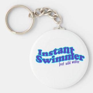 Porte-clés Porte - clé instantané de nageur