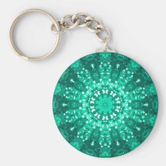 Porte-clés Porte - clé islamique de dessin géométrique de