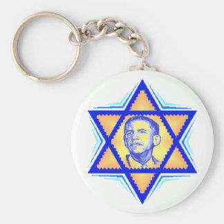 Porte-clés Porte - clé juif d'Obama