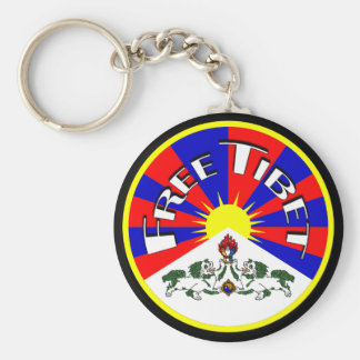 Porte-clés Porte - clé libre du Thibet