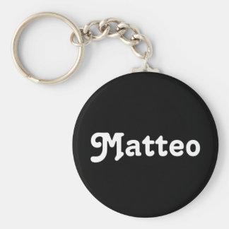 Porte-clés Porte - clé Matteo