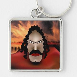 Porte-clés Porte - clé médiéval de modèle de héros