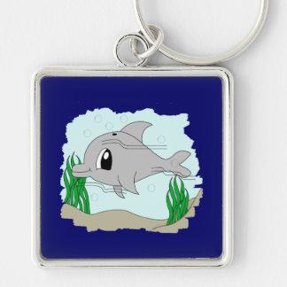 Porte-clés Porte - clé mignon de dauphin