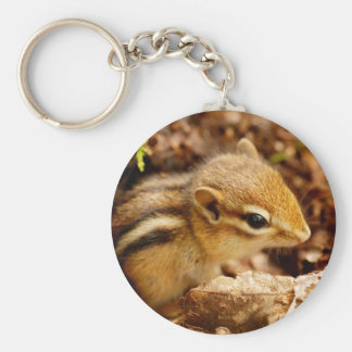 Porte-clés Porte - clé minuscule adorable de tamia de bébé