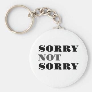 Porte-clés Porte - clé non désolé désolé