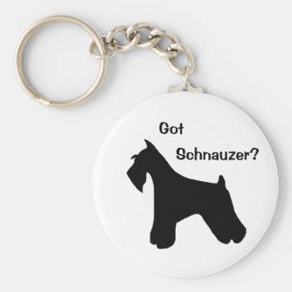 Porte-clés Porte - clé obtenu de Schnauzer