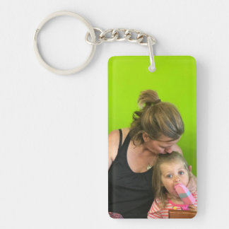 Porte-clés Porte - clé personnalisé avec votre photo préférée
