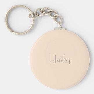 Porte-clés Porte - clé personnalisé par bisque léger