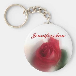 Porte-clés Porte - clé personnalisé par brume rose