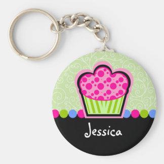 Porte-clés Porte - clé personnalisé par petit gâteau mignon