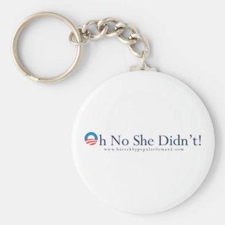 Porte-clés Porte - clé primaire de Barack Obama