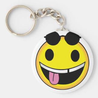 Porte-clés Porte - clé super de visage