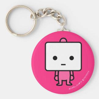 Porte-clés Porte - clé - tofu - PinkBack