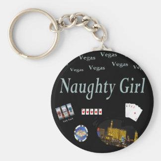 Porte-clés Porte - clé vilain de Las Vegas de fille