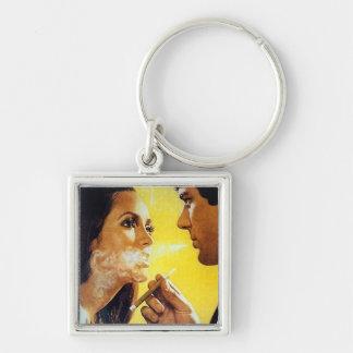 Porte-clés Porte - clé vintage sexiste d'annonce