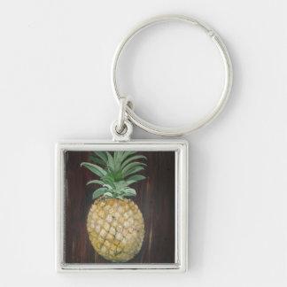 Porte-clés porte-clés, ananas, maison
