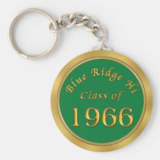 Porte-clés Porte - clés de la Réunion de classe de commande à