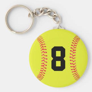 Porte-clés Porte - clés faits sur commande du base-ball de
