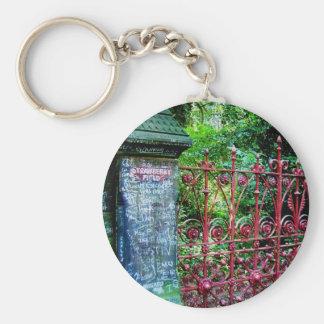 Porte-clés Portes de gisement de fraise, Liverpool R-U