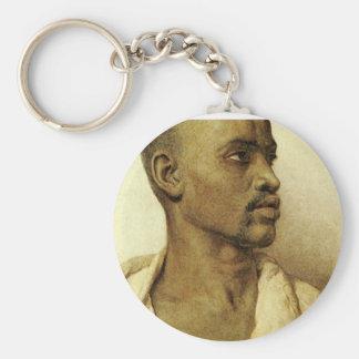 Porte-clés Portrait d'un homme arabe