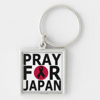 Porte-clés Priez pour le porte - clé du Japon
