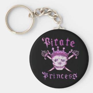Porte-clés Princesse Keychain de pirate