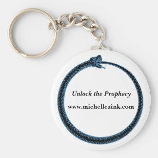 Porte-clés Prophétie du porte - clé de soeurs