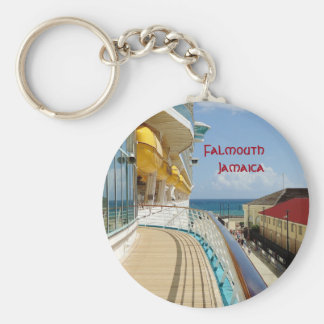 Porte-clés Quai de Falmouth