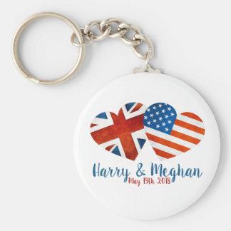 Porte-clés Quand Harry a rencontré Meghan