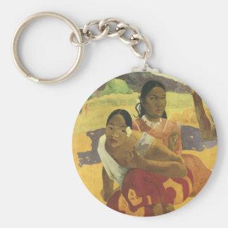 Porte-clés Quand vous marierez-vous ? par Paul Gauguin, art