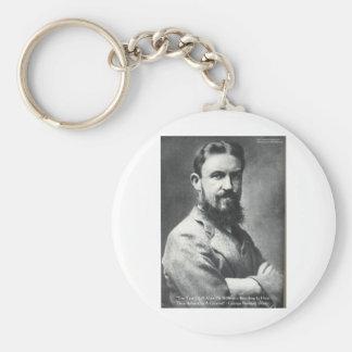 Porte-clés Querelle de George B Shaw/multiplication des cadea