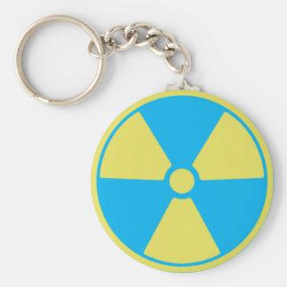 Porte-clés Radioactif