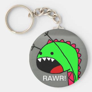 Porte-clés Rawr Dino