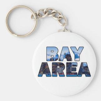 Porte-clés Région de Baie de San Franciso