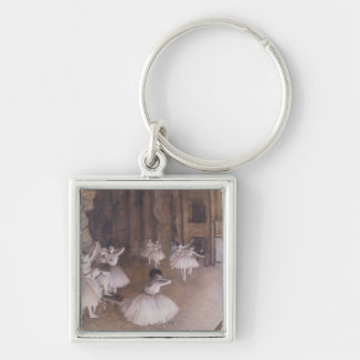 Porte-clés Répétition de ballet d'Edgar Degas   sur l'étape,