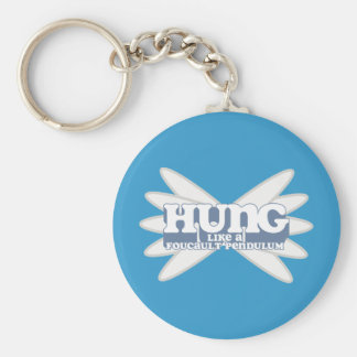 Porte-clés Rétro porte - clé de pendule de Foucault