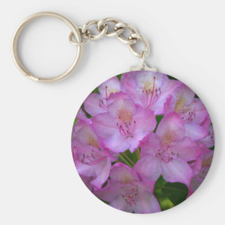 Porte-clés Rhododendron pourpre rosâtre Catawbiense