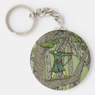 Porte-clés Robin Hood