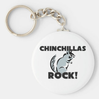 Porte-clés Roche de chinchillas