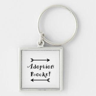 Porte-clés Roches d'adoption !