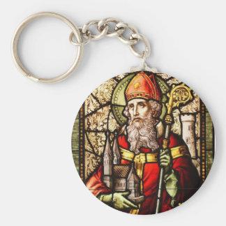 Porte-clés Saint patron de St Patrick de porte - clé de